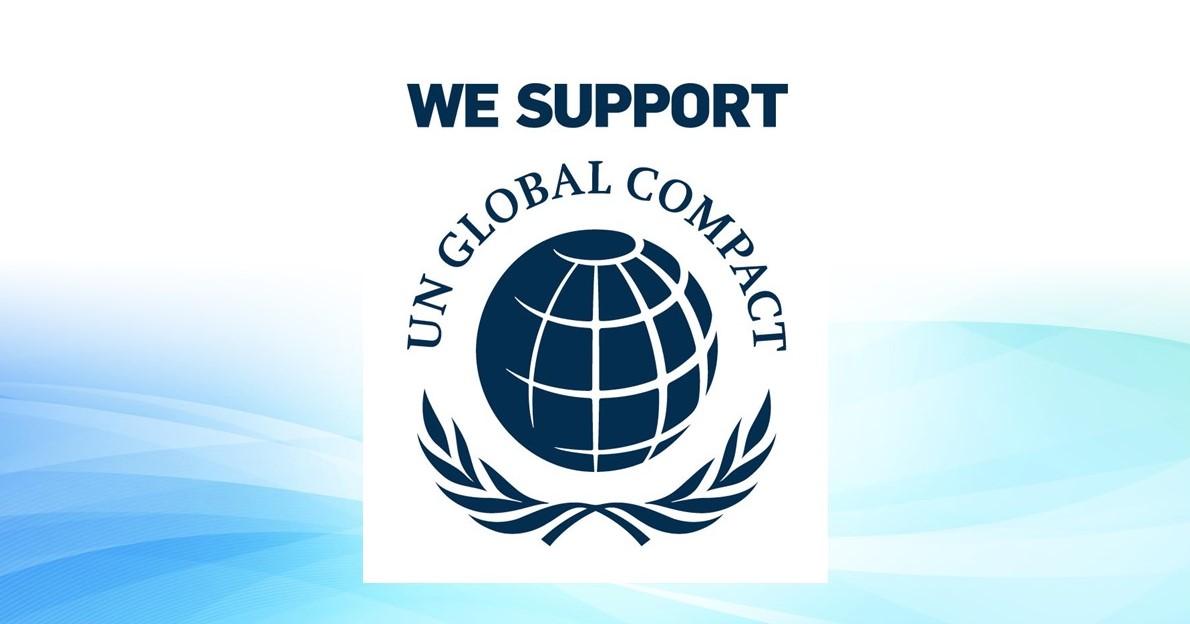 国連グローバル・コンパクト署名に関するお知らせ