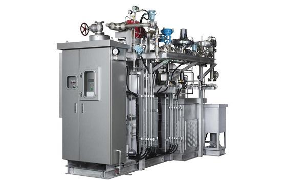 <全国初>水素燃料ボイラが 東京都の低NOx・低CO2小規模燃焼機器に認定決定