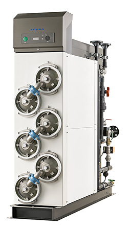 さらに進化を遂げたハイスペック・コンパクトRO装置「MRO-Cシリーズ」新発売